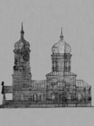 Озинки (акватория Саратовского водохранилища). Николая Чудотворца, церковь