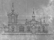 Неизвестная старообрядческая церковь - Журавлиха - Ивантеевский район - Саратовская область