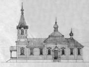 Церковь Михаила Архангела - Малая Тарасовка - Пугачёвский район - Саратовская область