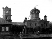 Береговые Сыреси. Михаила Архангела, церковь