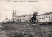Петропавловский мужской монастырь - Саранск - Саранск, город - Республика Мордовия