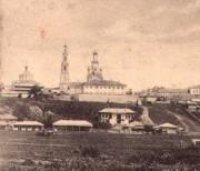 Саранск. Петропавловский мужской монастырь. Собор Петра и Павла