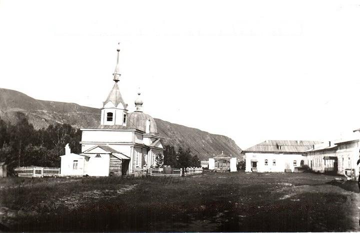 Успенский мужской монастырь. Церковь Успения Пресвятой Богородицы, Красноярск
