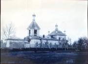Церковь Николая Чудотворца - Кокорина - Шадринский район и г. Шадринск - Курганская область