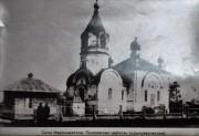 Церковь Покрова Пресвятой Богородицы (единоверческая) - Иванищевское - Шадринский район и г. Шадринск - Курганская область