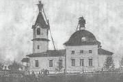 Церковь Николая Чудотворца (единоверческая) - Горскино - Талицкий район (Талицкий ГО) - Свердловская область