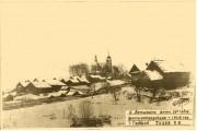 Лапшанга. Николая Чудотворца (старая), церковь