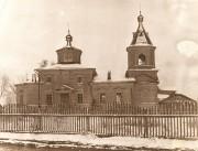 Верхняя Верея. Сергия Радонежского (старая), церковь