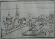 Церковь Афанасия и Кирилла, Патриархов Александрийских - Тюнино - Рогнединский район - Брянская область