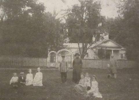 Церковь Покрова Пресвятой Богородицы, Юдиново
