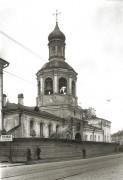 Сретенский монастырь. Надвратная колокольня - Москва - Центральный административный округ (ЦАО) - г. Москва