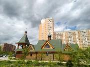 Балашиха. Серафима Саровского в микрорайоне Авиаторов, церковь