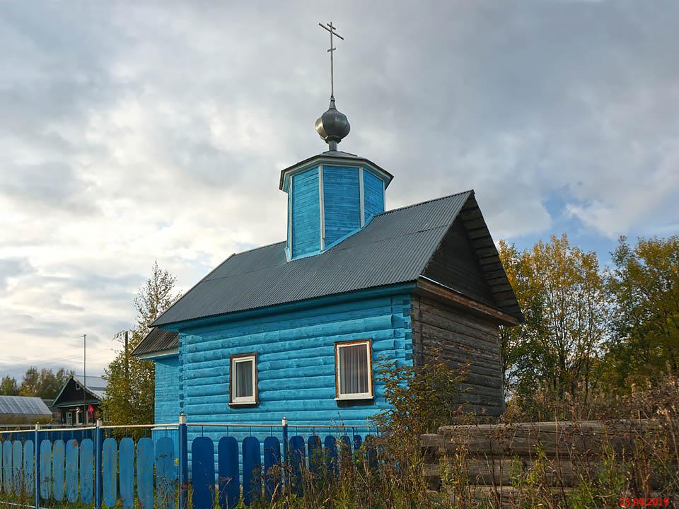 Часовня Казанской иконы Божией Матери, Селезениха