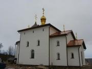 Сторожно. Николаевский Стороженский монастырь. Церковь Киприана Стороженского (новая)