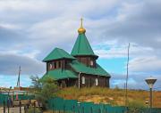 Церковь Рождества Пресвятой Богородицы - Улан-Удэ - Улан-Удэ, город - Республика Бурятия