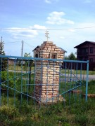 Часовенный столб - Пиголи - Лаишевский район - Республика Татарстан