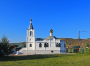 Церковь Воздвижения Креста Господня - Тарбагатай - Тарбагатайский район - Республика Бурятия