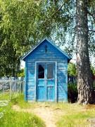 Неизвестная часовня (кладбищенская) - Шармаши - Тюлячинский район - Республика Татарстан