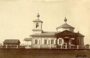 Церковь Казанской иконы Божией Матери - Медвежка - Северо-Казахстанская область - Казахстан