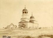 Церковь Троицы Живоначальной - Кабань - Северо-Казахстанская область - Казахстан