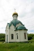 Церковь Сергия Радонежского - Сергеевка - Эртильский район - Воронежская область
