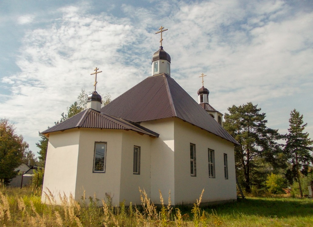 Церковь Илии Пророка, Пласкинино