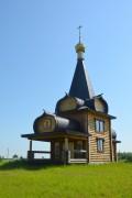 Храм-часовня  Паисия Святогорца - Старое Каплино - Жирятинский район - Брянская область