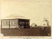 Церковь Николая Чудотворца - Носково - Варгашинский район - Курганская область