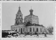 Неизвестная церковь - Царёво-Займище - Вяземский район - Смоленская область