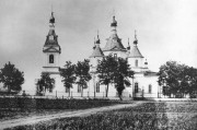Церковь Покрова Пресвятой Богородицы (старая) - Староминская - Староминский район - Краснодарский край