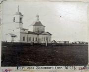 Церковь Михаила Архангела - Заложное - Варгашинский район - Курганская область