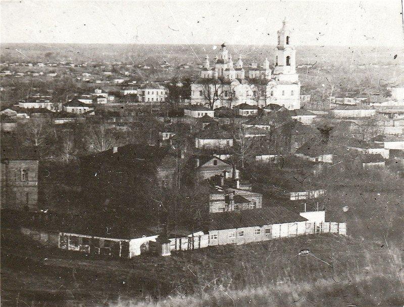 Церковь Успения Пресвятой Богородицы, Борисовка