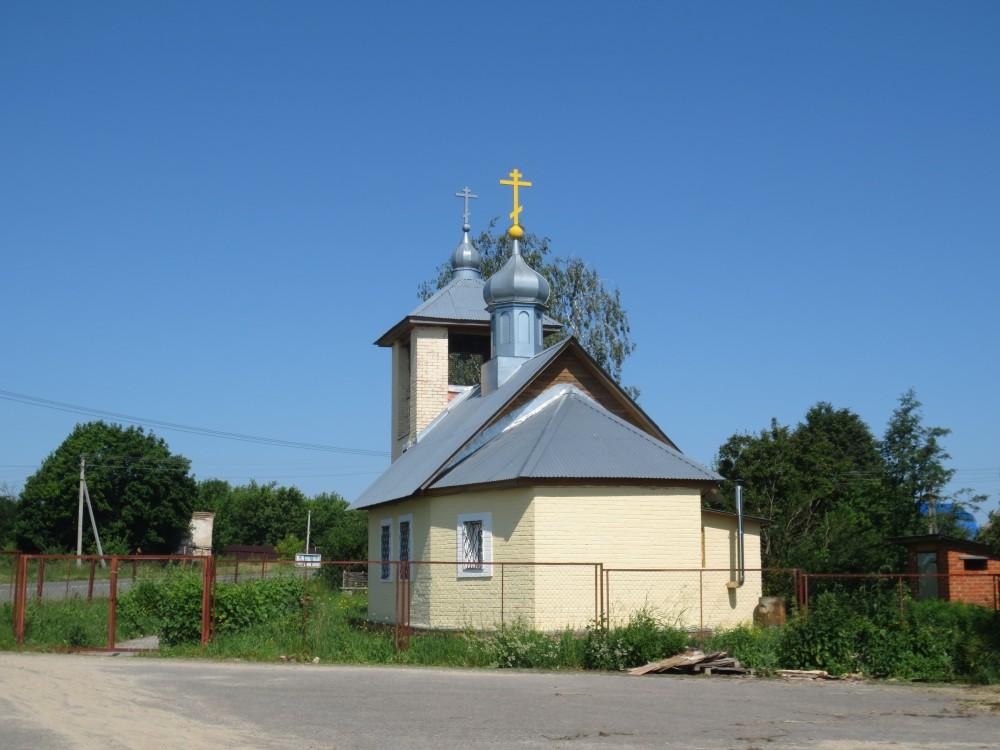 Церковь Николая Чудотворца, Апонитищи