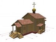 Церковь Покрова Пресвятой Богородицы - Ува - Увинский район - Республика Удмуртия