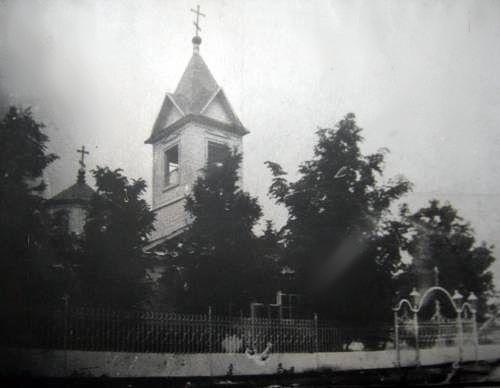 Церковь Покрова Пресвятой Богородицы (старая), Ивот