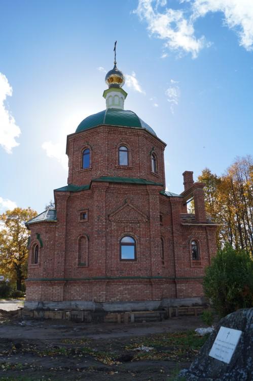 Церковь Николая Чудотворца (новая), Новоржев
