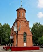 Барнаул. Димитрия  Донского на Власихинском кладбище, часовня