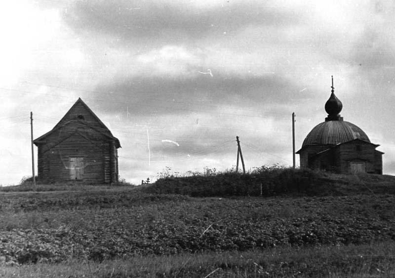 Храмовый комплекс Чухченемо-Никольского прихода, Чухчерьма