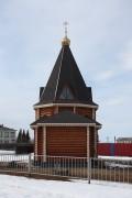 Часовня Андрея Первозванного - Ильино - Шатровский район - Курганская область