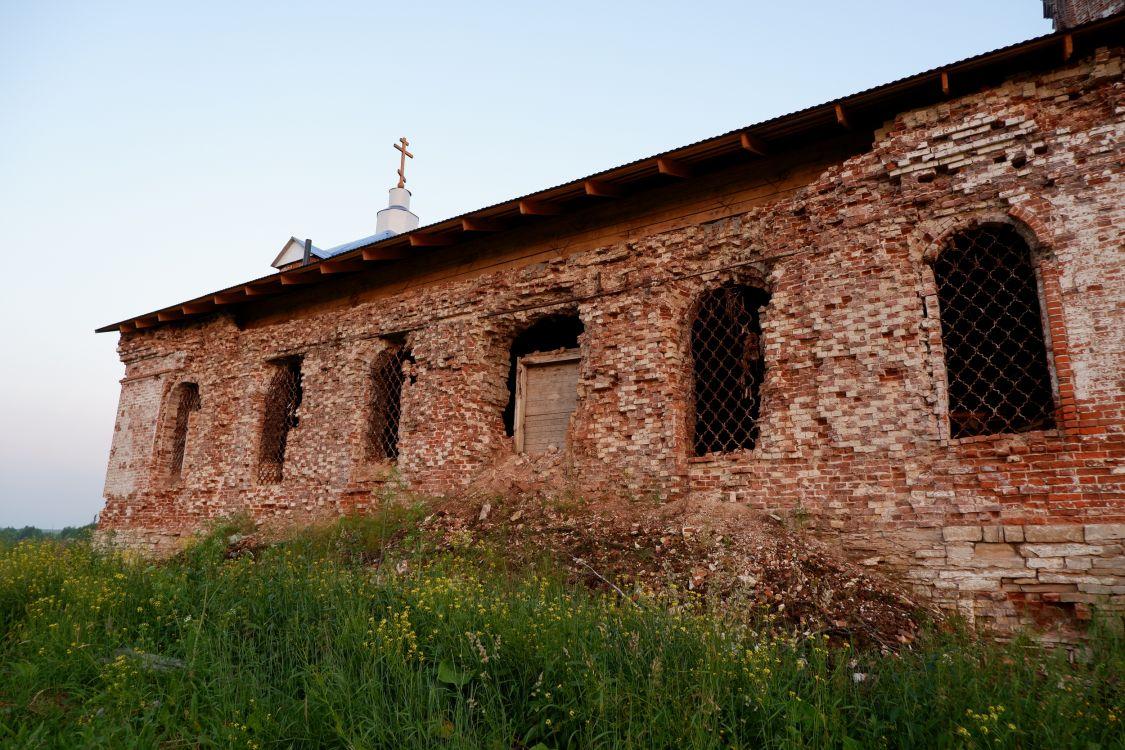 Церковь Успения Пресвятой Богородицы, Алтынное