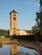 Покровский Отмицкий мужской монастырь. Колокольня - Отмичи - Калининский район - Тверская область