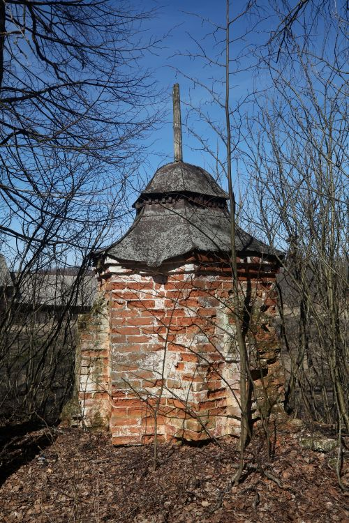 Ярославская область, Борисоглебский район, Малахово. Неизвестная часовня, фотография.