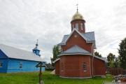 Церковь Михаила Архангела (новая) - Кокоревка - Суземский район - Брянская область