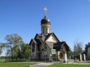 Церковь Серафима Саровского - Новоселье - Ломоносовский район - Ленинградская область