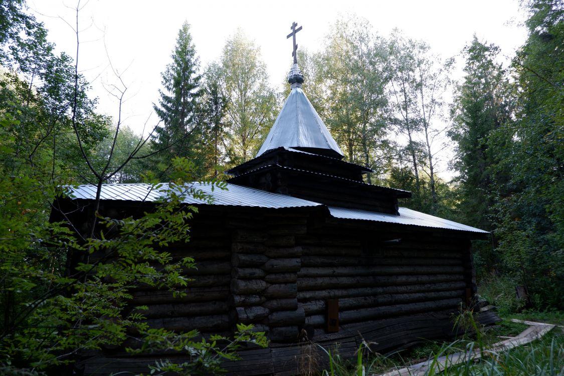 Костромская область, Мантуровский район, Папулиха. Часовня иконы Божией Матери