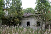 Церковь Илии Пророка - Мартыновская - Тотемский район - Вологодская область