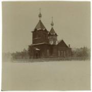 Церковь Казанской иконы Божией Матери - Швянчёнис - Вильнюсский уезд - Литва