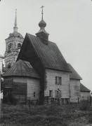 Церковь Спаса Преображения - Спас-Верховье - Судиславский район - Костромская область