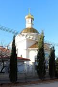 Севастополь. Андрея Первозванного в бухте Омега, церковь