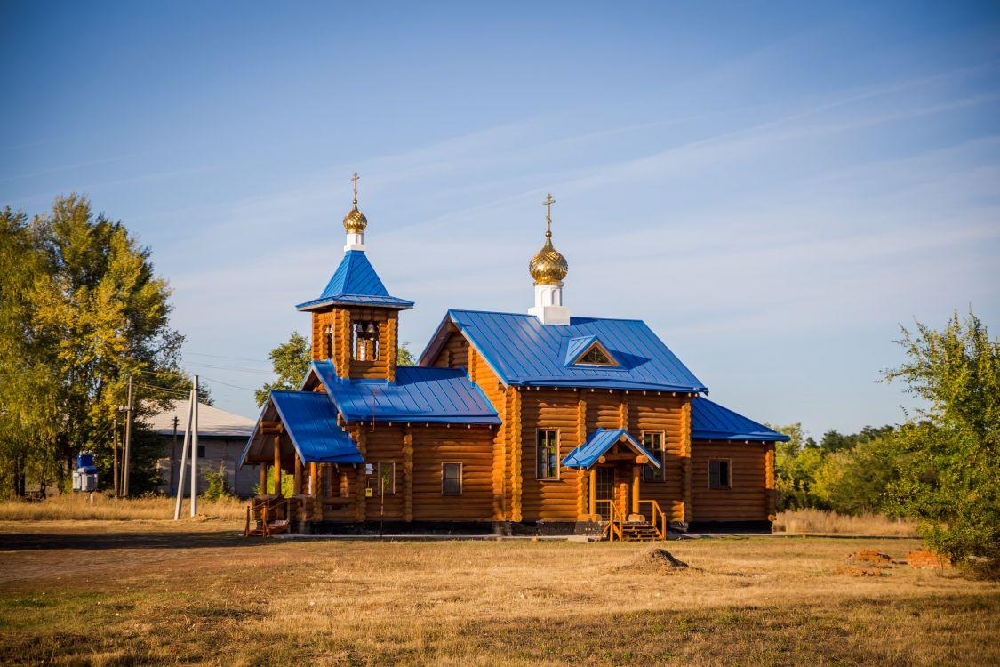 Церковь Успения Пресвятой Богородицы, Верхний Мамон